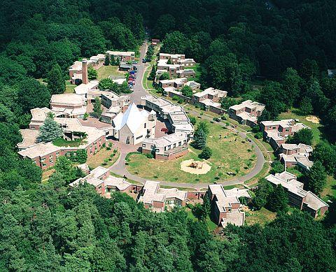 Kinderdorf in Bergisch Gladbach, Duitsland