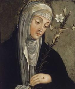Catharine van Siena