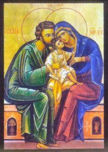 Maria en Jozef Rome 2